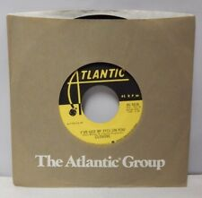 The Clovers I've Got My Eyes On You/Your Cash Ain't Nothin But Trash Record 45Rp