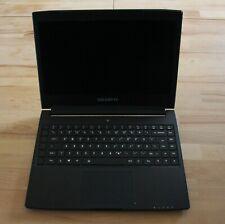 Notebook Gigabyte Aero 14 Zoll QHD Geforce GTX 1060 Nur 1,9kg Super Leistung