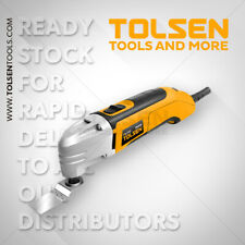 Tolsen Oscillating Multi-Tool 300W Semi Circular Saw Sander Scraper