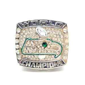 2013 Seattle Seahawks Championship rings NFL
