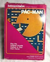 Pac-Man (Intellivision, 1983) - Untested