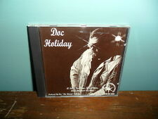 Doc Holiday-A Song For You,About You,And Because of You CD TugBoat Intl Records