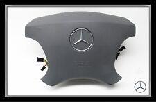 MERCEDES STEERING WHEEL AIR BAG AIRBAG GRAY 00-06 W220 S430 S500 OEM 2204601598