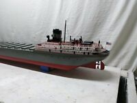 Carl D. Bradley. Great lakes Model boats - Built to order. Made in Michigan