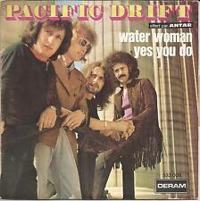 PACIFIC DRIFT Water woman FRENCH SINGLE DERAM 1970