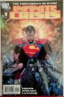 "°INFINITE CRISIS 1 VON 7° US DC 2005 ""The Countdown is over""  Cover B"