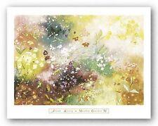 FLORAL ART PRINT Meadow Garden VI by Aleah Koury