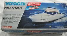 "Shinsei RadioElecon Vintage Radio Controlled Voyager 23"" Rc Boat"