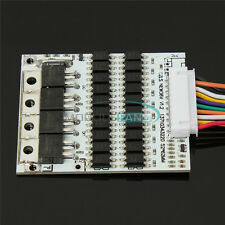 Max 40A Balance Battery BMS PCB Protection Board For 36V 10S 10Packs Li-ion Cell