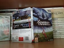 Steelbook Xenoblade Chronicles Wii Game.fr Exclusive