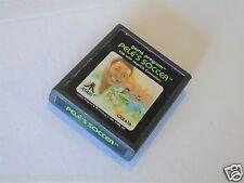 Atari 2600 Peles Soccer Pele's for the ATARI 2600 Video Game System