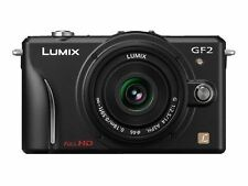 Panasonic LUMIX DMC-GF2C 12.1 MP Digital Camera - Black (body only)