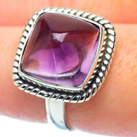 Amethyst 925 Sterling Silver Ring Size 8.75 Ana Co Jewelry R35421F