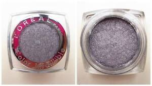 LOREAL INFALLIBLE 24H EYESHADOW COLOR NO 015 Flashback silver NEW
