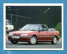 AUTO 100-400 Km Panini - Figurina-Sticker n. 133 - ROVER 216i CABRIO 122cv -New