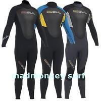 GUL MENS RESPONSE FULL 3/2 MM WETSUIT bodyboarding kayaking sailing diving