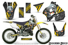 SUZUKI RM 250 1996-1998 GRAPHICS KIT CREATORX DECALS DZY