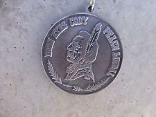 IRON EYES CODY PEACE MEDAL NATIVE AMERICAN ACTOR WESTERN