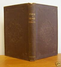 1855 Poems of THE ORIENT by Bayard Taylor