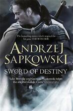 Sword of Destiny by Andrzej Sapkowski (Paperback) BRAND NEW Book