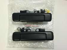 TOYOTA AE86 LEVIN TRUENO Left & Right Outer Door Handle Set Genuine Parts Japan