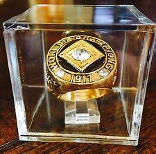 RARE 1917 Chicago White Sox World Series Championship Ring Shoeless Joe Jackson