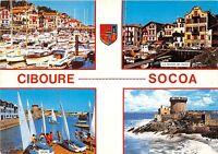 BR8696 Ciboure Socoa Saint Jean de Luz  france