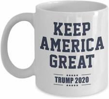 President Donald Trump 2020 Coffee Mug Cup Keep America Great Mug Trump Pence