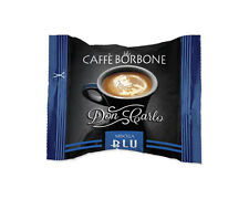 600 Don Carlo Capsule Caffè Borbone Miscela Blu per Lavazza A Modo Mio Cialde