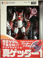 REVOLTECH KAIYODO SHIN GETTER 1 037 ACTION FIGURE NEW SEALED