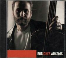 What It Is ~ Rob Ickes ~ Country ~ Bluegrass ~ Jazz ~ Dobro ~ Blues ~ CD ~ New