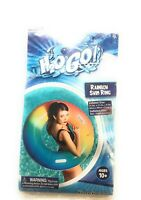 """Inflatable Tube Swimming Pool Float Ring, Large 32"""", Ages 10+"""
