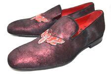 Jeffery West  Pony  Hair Death Moth  - Loafer- UK 8 - RRP £250