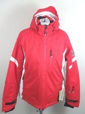 b142ddf441d6 White Season  26864 Ski Snowboard Stretch Outdoor Jacke Alpin Damen 44 Rot