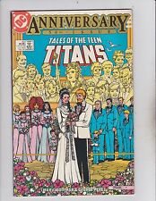 DC Comics Group! Tales of the Teen Titans! Issue 50!