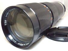 Tamron  80-250mm f3.8 Lens vintage PZ-20Au a-matic