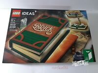 LEGO Ideas 21315 Pop-up Book 859 Pieces New in Box/ In Hand