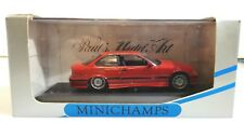 Car Model 1:43 BMW 3ER SERIES E36 M3 1992 COUPE MUGELLO ROT RED ROUGE MINICHAMPS