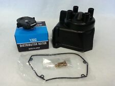 Distributor Cap and Rotor YEC fits Acura CL Honda Accord Civic Odyssey