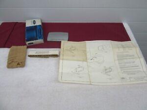 NOS 1977-1980 Ford LTD II Ranchero T-Bird RH Outer Mirror Glass Repair Kit    dp