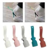 Lazy Shoe Helper Unisex Handled Shoe Horn Easy on & Off Shoe Lifting Helper