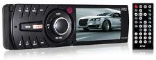 "NEW Pyle PL3MP4 Car In-Dash Single-DIN 3"" Monitor USB/SD AM/FM Aux Receiver"