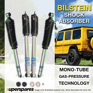 F + R Bilstein B6 Shock Absorbers for JEEP WRANGLER JK 2006 - CURRENT