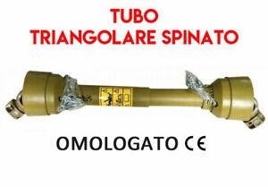 CARDANO OMOLOGATO ALBERO CARDANICO GIUNTO TRATTORE CAT. 1X800 (35393)