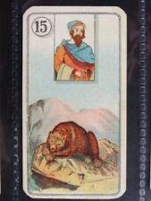 No.15 FORTUNE TELLING - Carreras Ltd 1926