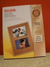 "Kodak Photo Paper Gloss 8½"" x 11"" 100 Sheet Pack Sheets"