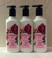 BATH & BODY WORKS Rosewater & Ivy Creamy Luxe Hand Soap