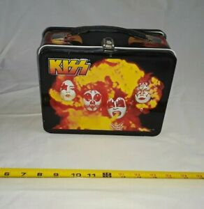 KISS Lunchbox (2000), GREAT SHAPE.