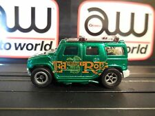 AUTO WORLD ~ HUMMER H2 ~ NEW IN JEWEL CASE ~ALSO FITS AFX, AW, JL~ RAT FINK REL.