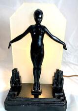 Frankart Lamp L212 Silhouette Girl